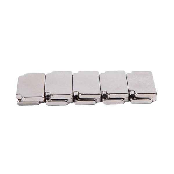 Diametral magnetisierte T-Magnete