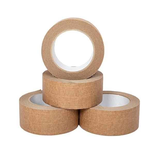 Papierklebeband fadenverstärkt mit Naturkautschuk-Kleber, einseitig klebend