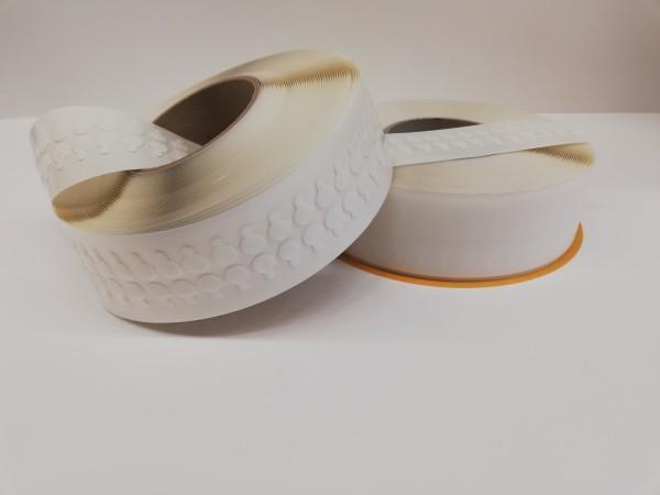 Acrylat-Klebepunkte (doppelseitig) mit Folienabdeckung