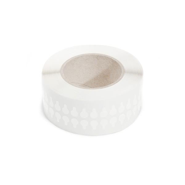 Papiervlies-Klebepunkte doppelseitig (Standard)