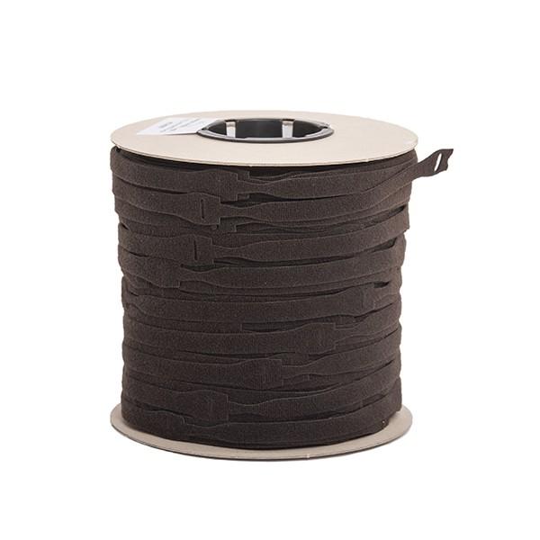 Klettkabelbinder (Premium), dünn 1