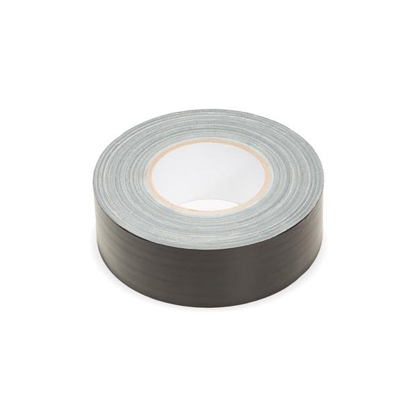 Gewebeklebeband (Premium) schwarz matt