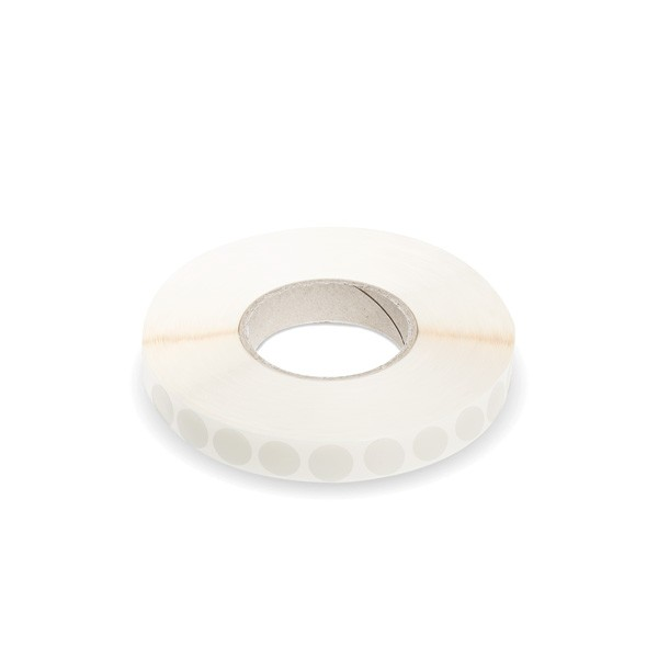 Verschlussetiketten (rund) ablösbar