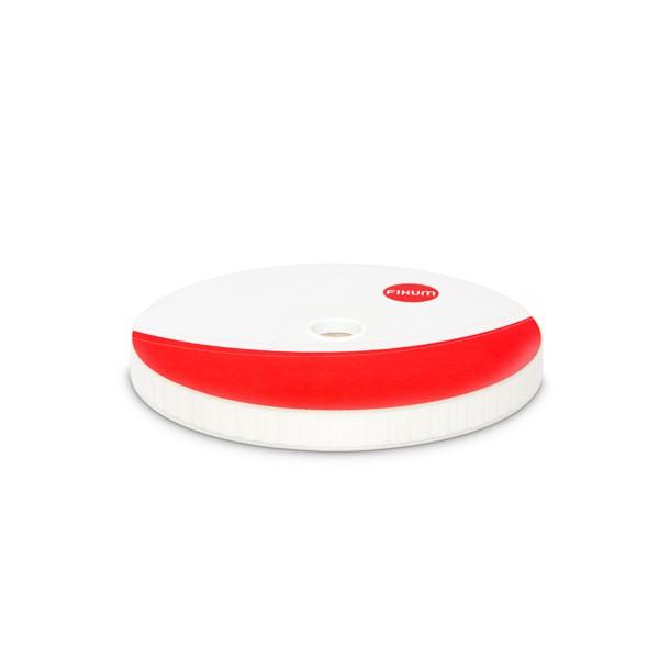 Druckverschlussklett selbstklebend (Premium), transparent